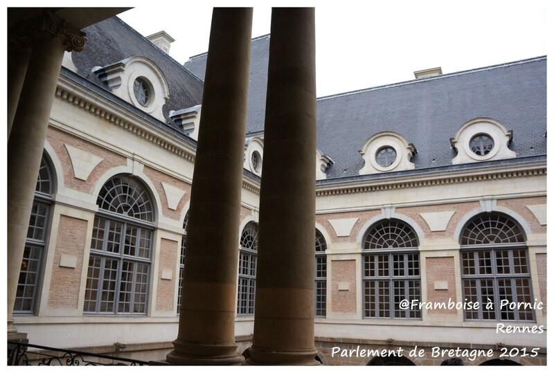 Rennes, Le Parlement de Bretagne