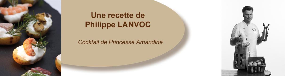 Cocktail de Princesse Amandine