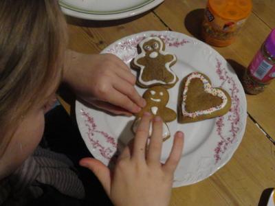 Blog de melimelodesptitsblanpain : Méli Mélo des p'tits Blanpain!, Biscuits de Noël à l'orange et à la mélasse