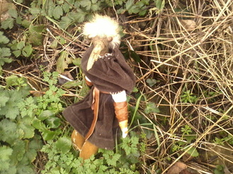 Gnome des bois