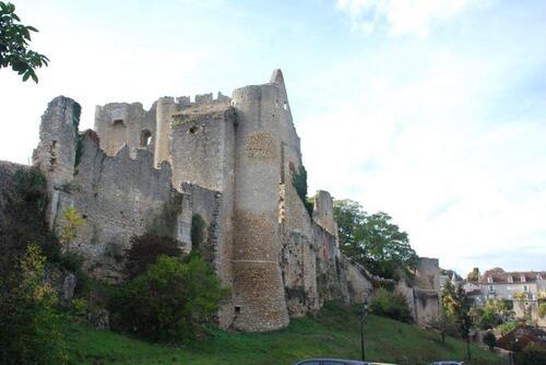 L'autre face du château