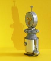 Les robots Z155 et M177 : Un petit couple bien assorti !