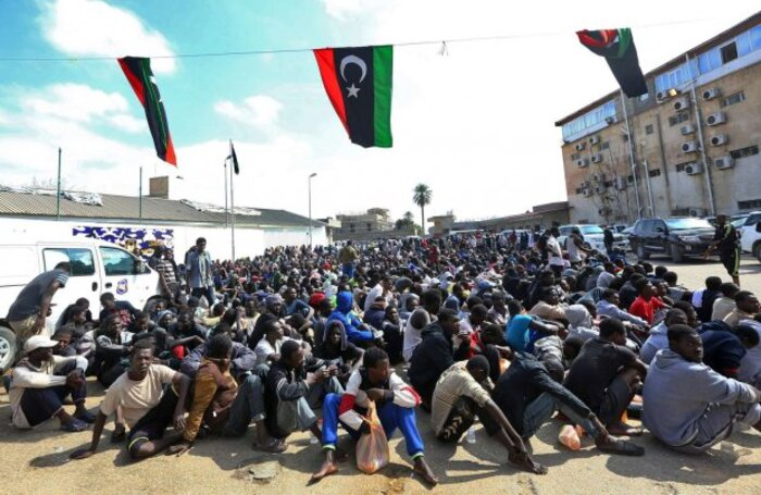 « Stop au trafic humain de migrants africains en Lybie »