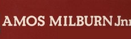 Amos Milburn Jnr.