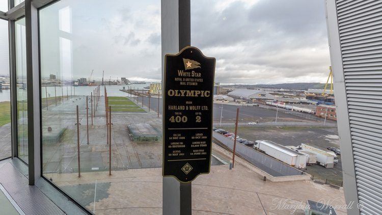 Belfast : Le Titanic Belfast 1/2