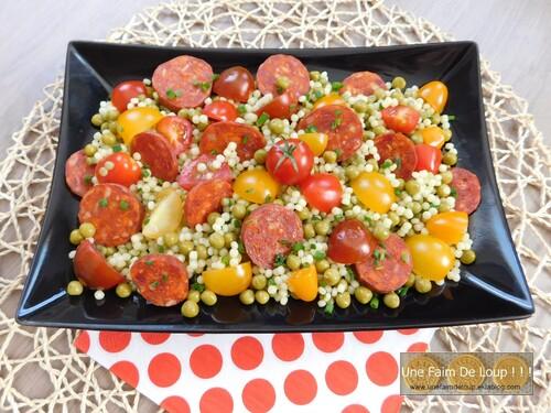 Salade espagnole