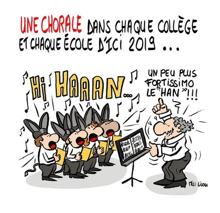 """Résultat de recherche d'images pour """"chorale enfant humoristique"""""""