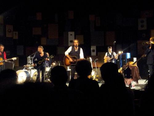 - Concert Stephan Eicher le 26 juin 2013 Genève