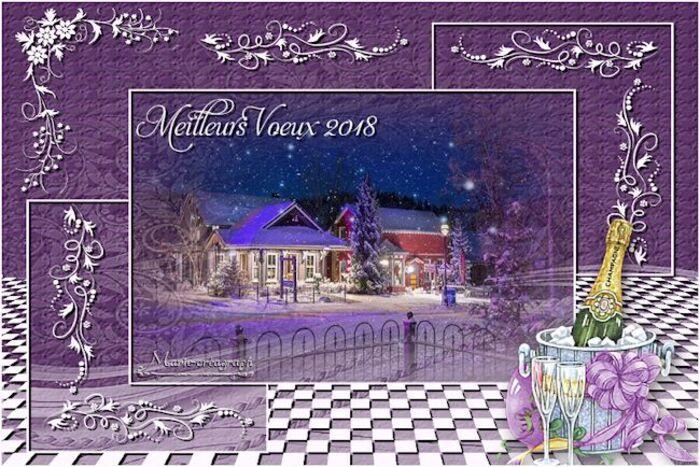 Vos versions - Meilleurs Vœux 2018