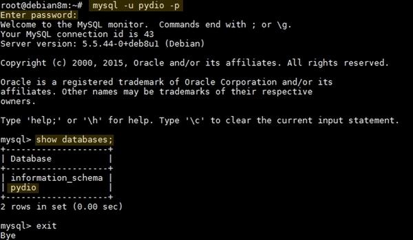 Installer Pydio sur Debian Jessie