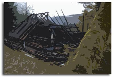 1735 à Camors (56), une Famille entière décimée par un incendie