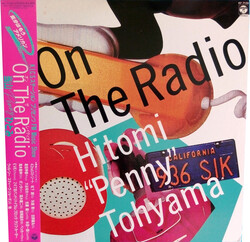 "Hitomi ""Penny"" Tohyama - On The Radio - Complete LP"