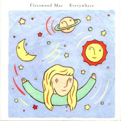 Fleetwood Mac - Everywhere - 1987