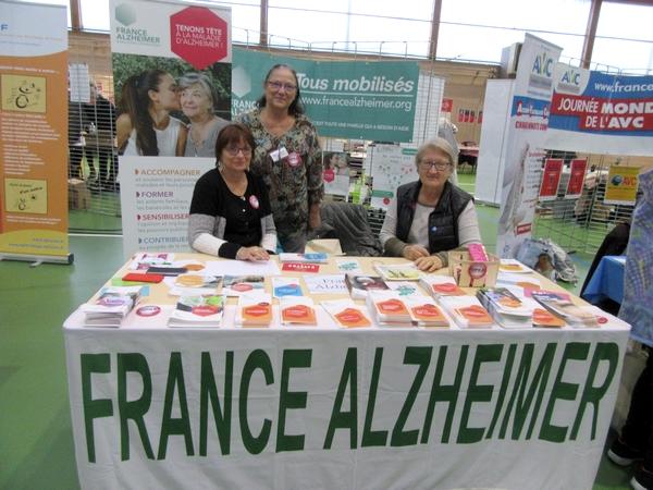 Le Forum des Seniors 2019,  qui s'est tenu salle Luc Schréder à Châtillon sur Seine, a eu un très grand succès.