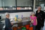 Nos gâteaux avec les 3ème de SEGPA