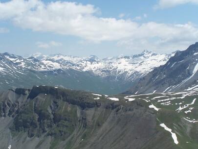 panorama Pointe de Lanserlia