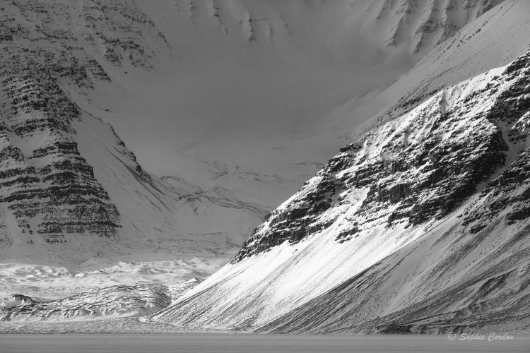 Encore un cran plus à l'Est... Wijdefjorden