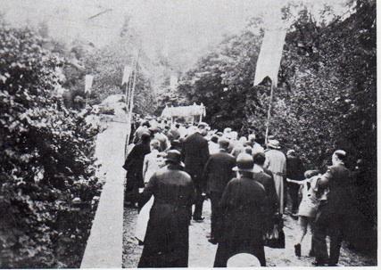 Procession de la Fête Dieu à Rocamadour