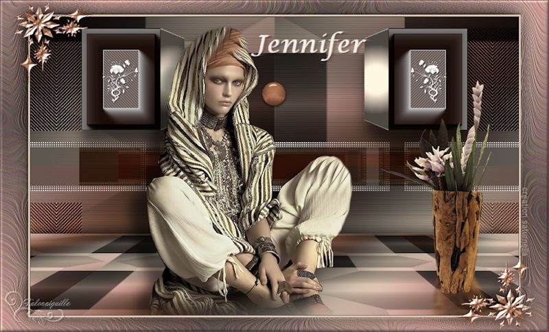*** Jennifer ***