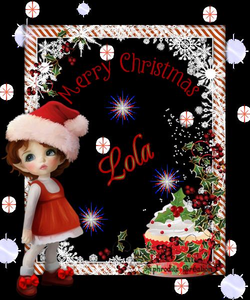 Cadeau pour Lola