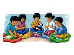 Images sur la prière