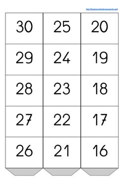 Aider les élèves à ordonner les nombres