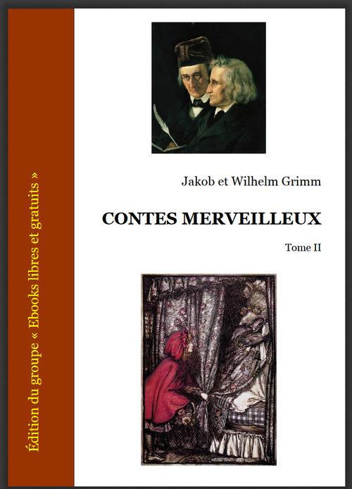 Contes merveilleux des frères Grimm
