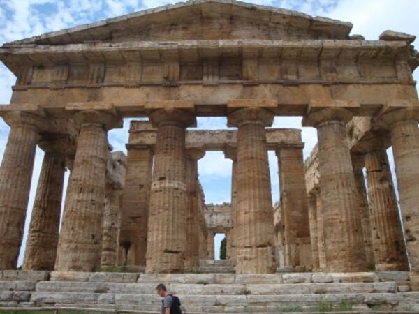 Paestum, temple de Neptune 6