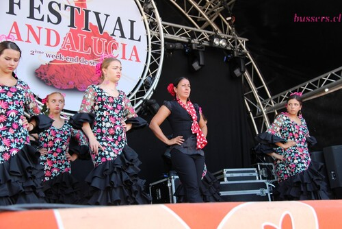 festival andalucie 2016