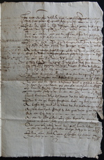 1626. Receptes et depenses du prieuré