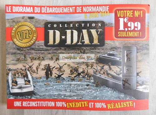 N° 1 Collection D-Day 6 Juin 1944 - Test