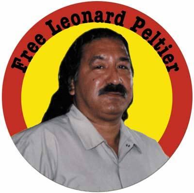 Déjà 39 ans de prison pour le révolutionnaire lakota Leonard Peltier