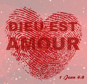 Ephésiens 3v6-19 : Les 4 dimensions de l'amour de Dieu – Dieu est amour !