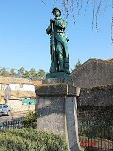 MONUMENT AUX MORTS VACQUERIE
