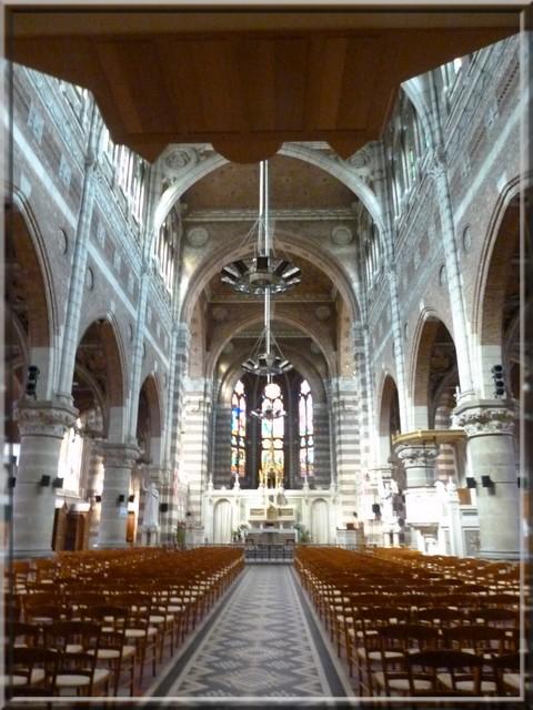 L' Eglise Saint Vaast  a Béthune