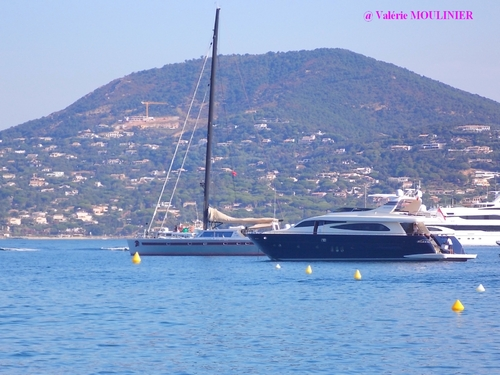 Saint Tropez : mes photos