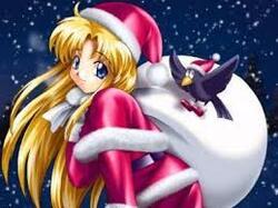 Les vacances de Noël ^O^