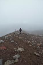 Montee a 5 050 metres au Ch}imborazo