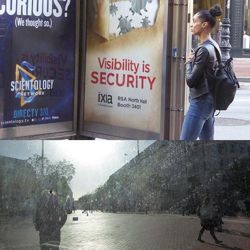 VISIBILITY IS SECURITY. MON CUL AVANT ET APRÈS - 2