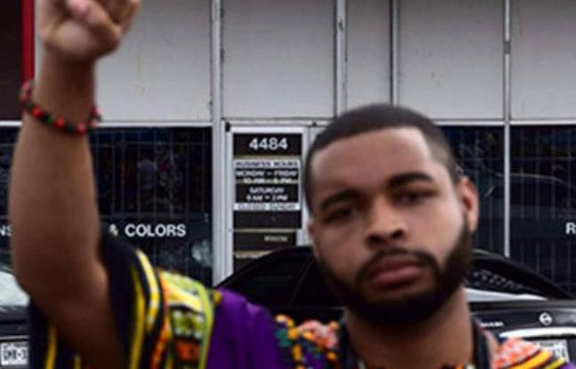 Micah Johnson, principal suspect de la tuerie de Dallas survenue le 7 juillet 2016.