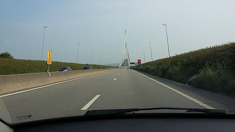 De retour de Normandie....