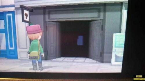Le MissingNo de Pokémon X/Y