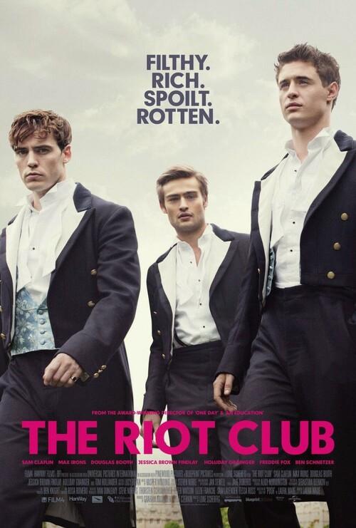 [Critique] The Riot Club