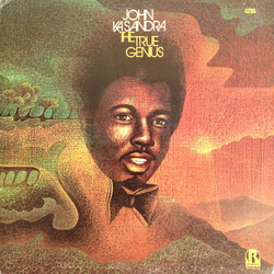 John Kasandra - The True Genius - Complete LP