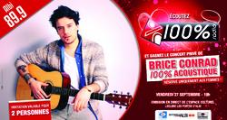 100% Radio - 100% Brice Conrad