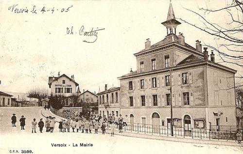 L'école de Versoix
