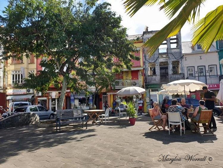 La Martinique : Fort de France