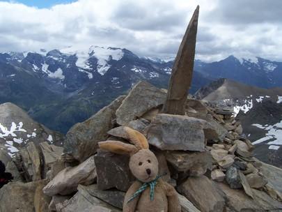 mascotte montagne