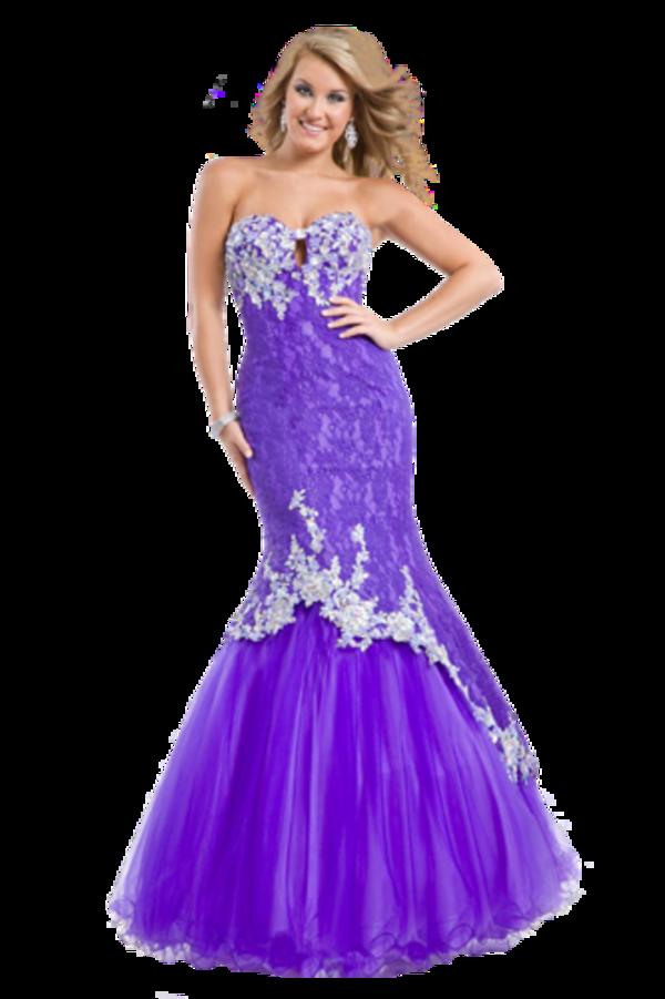 Femme en robe de soirée 6
