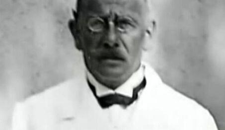 Richard Friedländer, le père juiif de Magda et la vérité